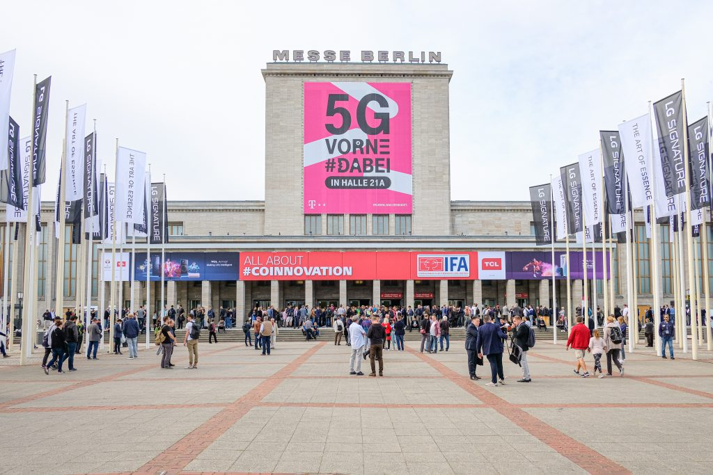 IFA 2019 North Entrance